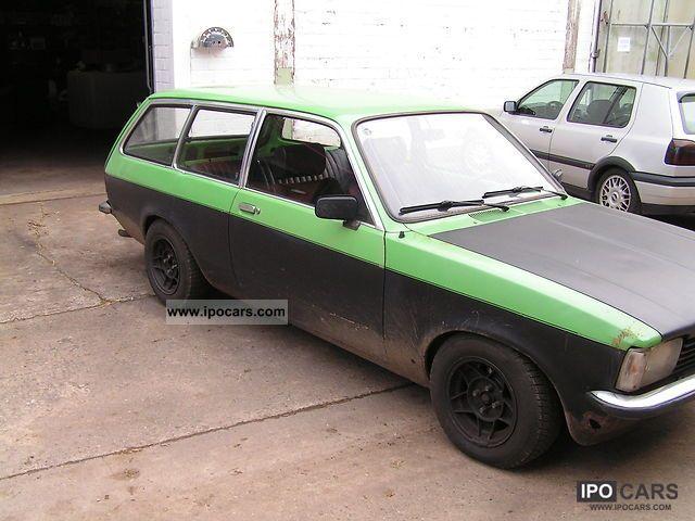 1980 Opel  Cadet Estate Car Used vehicle photo
