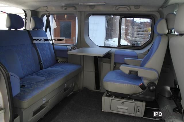opel renault nissan vivaro life westfalia. Black Bedroom Furniture Sets. Home Design Ideas