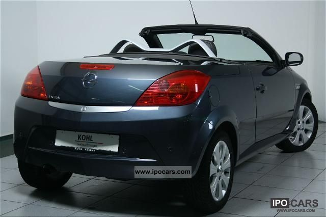 2009 opel tigra 1 4 twinport edition air conditioning. Black Bedroom Furniture Sets. Home Design Ideas