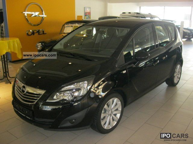 2012 opel meriva 1 4 innovation car photo and specs. Black Bedroom Furniture Sets. Home Design Ideas
