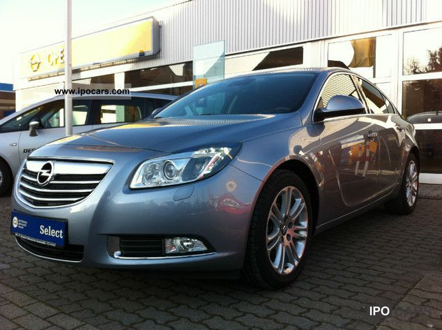 2010 opel insignia 2 0 cdti bluetooth automatic climate car photo and specs. Black Bedroom Furniture Sets. Home Design Ideas