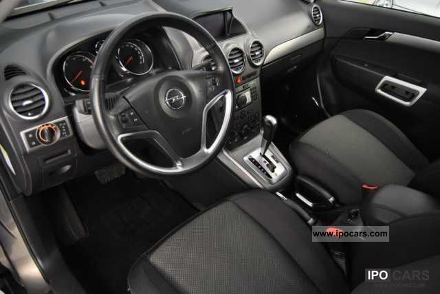 2008 Opel Antara 2.0 CDTI Automatic 4x4 Edition Plus with ...