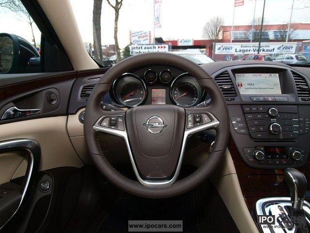 2012 Opel Insignia Tourer Innovation 2 0 Cdti Biturbo 4x4