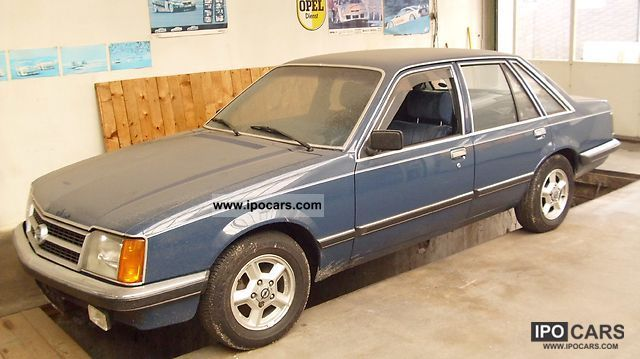 Opel  Senator - A1 1979 Vintage, Classic and Old Cars photo