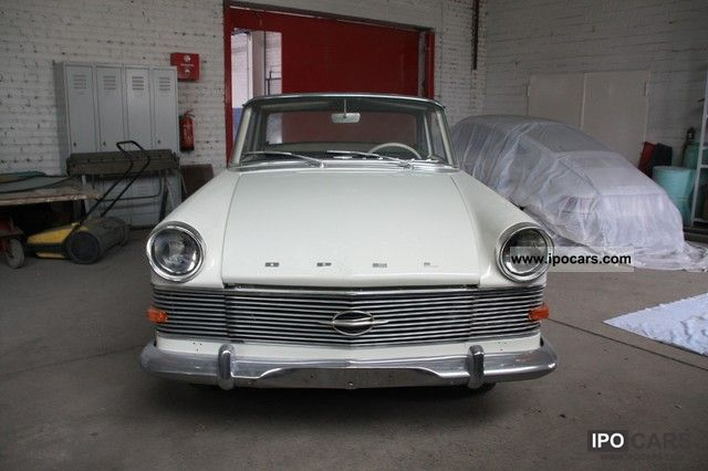 Opel Record 1962 Vintage Classic And Old Cars Photo