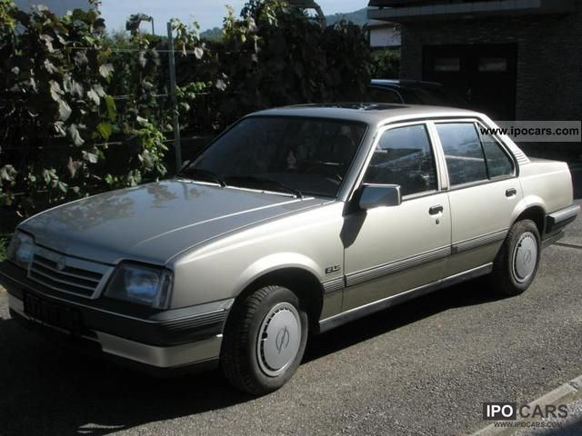Opel Vehicles With Pictures Page 7
