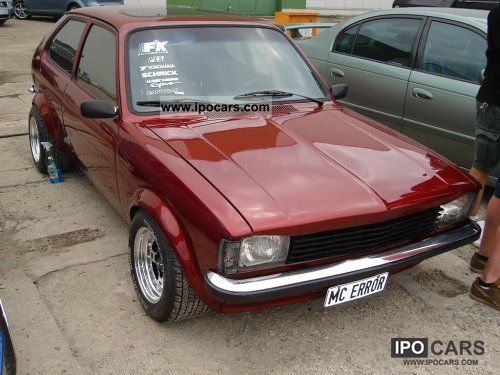 1976 Opel  Cadet Sports car/Coupe Classic Vehicle photo