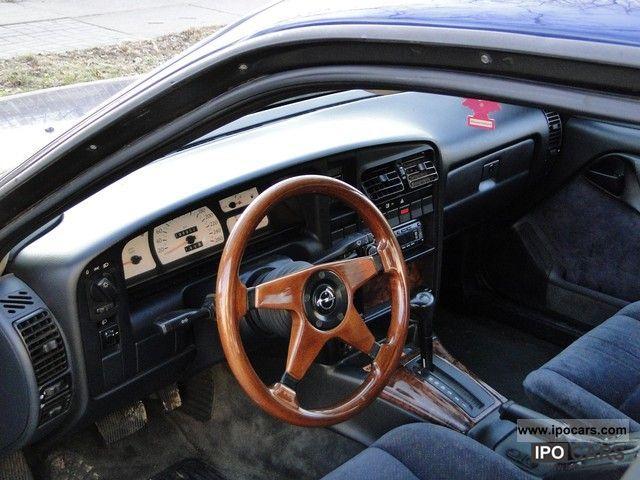 opel omega car photo  specs