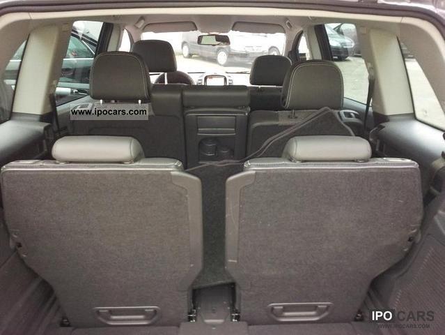 2009 Opel Zafira 1 7 Cdti Cosmo Optional 7 Seats Car