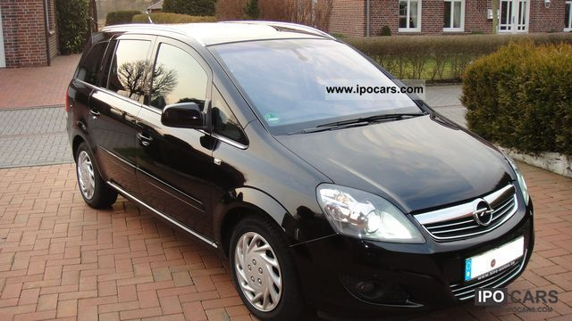 2010 opel zafira 1 7 cdti innovation car photo and specs. Black Bedroom Furniture Sets. Home Design Ideas