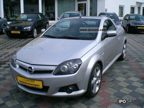 2007 opel tigra b convertible edition special prices. Black Bedroom Furniture Sets. Home Design Ideas