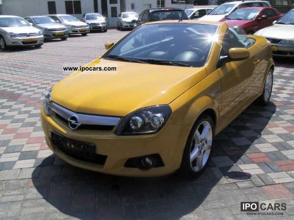 2004 opel tigra b convertible cosmo special prizes car. Black Bedroom Furniture Sets. Home Design Ideas