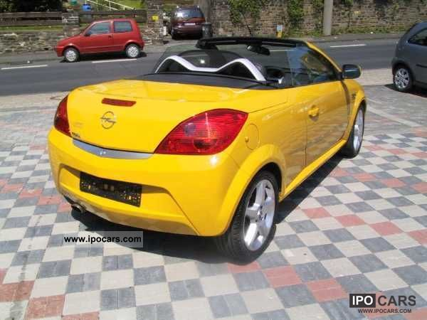 2004 opel tigra b convertible cosmo special prizes car photo and specs. Black Bedroom Furniture Sets. Home Design Ideas