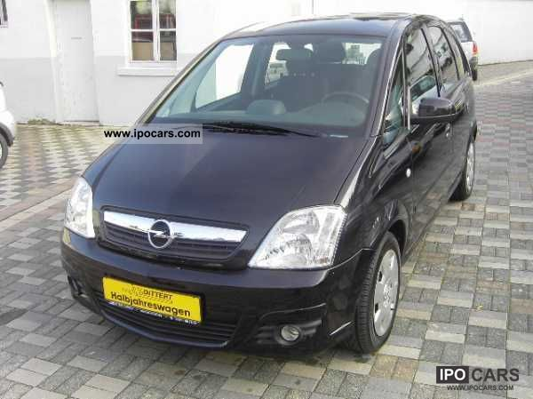 2008 opel meriva 5 door innovation special prices car photo and specs. Black Bedroom Furniture Sets. Home Design Ideas