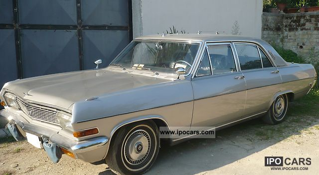 Opel  kapitan 1966 Vintage, Classic and Old Cars photo
