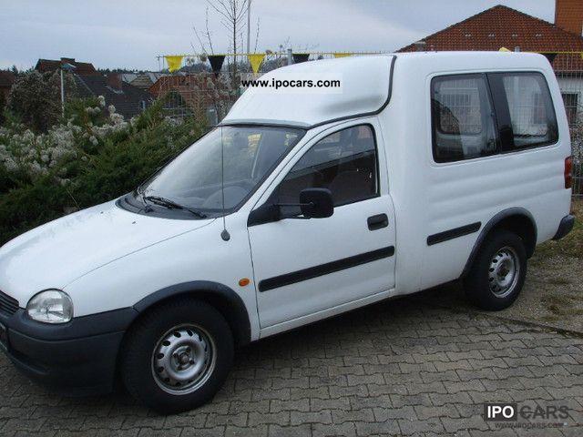 2000 Opel  1.4 Tour Combo Estate Car Used vehicle photo