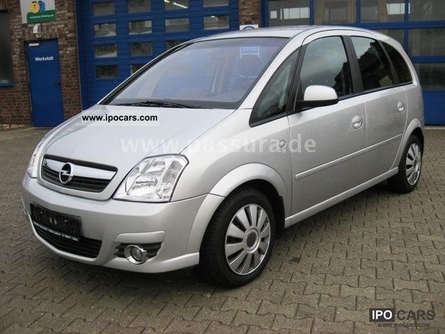 Opel  Meriva 1.8 16V Cosmo Easytronic 2008 Liquefied Petroleum Gas Cars (LPG, GPL, propane) photo