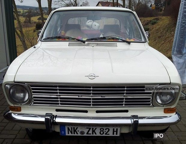 Opel  Kadett B 1972 Vintage, Classic and Old Cars photo