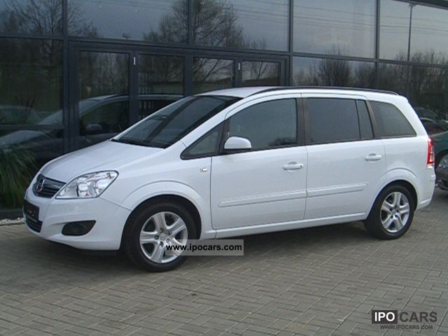 2009 opel zafira 1 8 easytronic innovation 110 years car photo and specs. Black Bedroom Furniture Sets. Home Design Ideas
