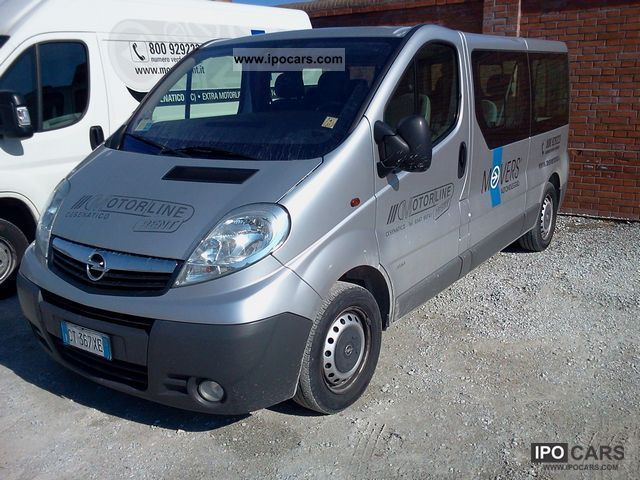 2007 opel vivaro 2 0 cdti car photo and specs. Black Bedroom Furniture Sets. Home Design Ideas