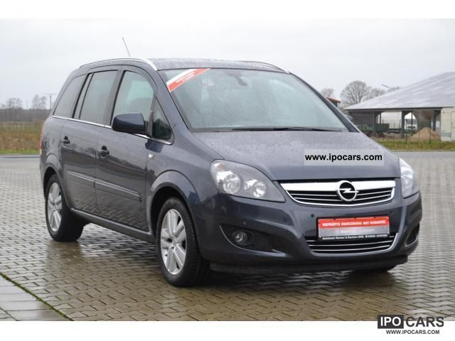 2010 opel zafira 1 8 16v magnetic 062872 car photo and specs. Black Bedroom Furniture Sets. Home Design Ideas