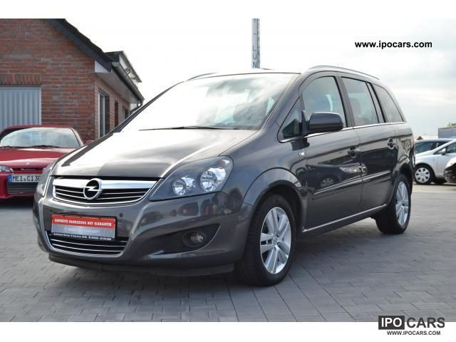 2010 opel zafira 1 8 16v magnetic 063070 123 car photo and specs. Black Bedroom Furniture Sets. Home Design Ideas