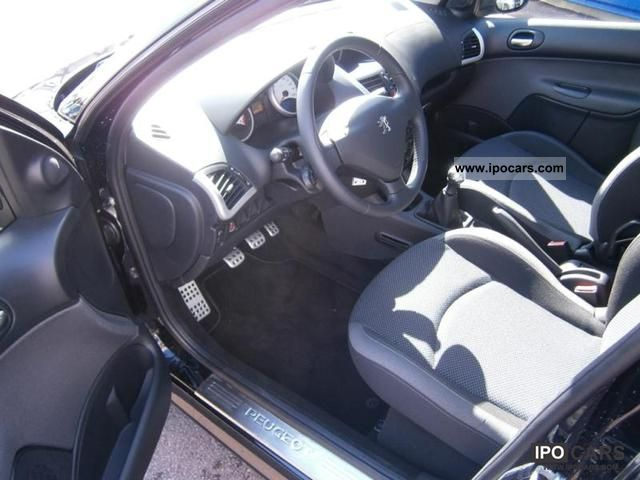 2011 peugeot 206 1 4 hdi fap sportium 5p car photo and specs. Black Bedroom Furniture Sets. Home Design Ideas