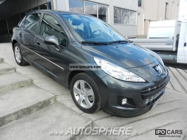 2011 Peugeot  207 1.6 VTi Allure BA 5p Small Car Used vehicle photo