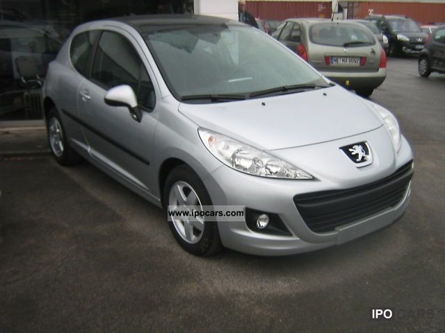 2010 peugeot 207 95 vti urban move car photo and specs. Black Bedroom Furniture Sets. Home Design Ideas