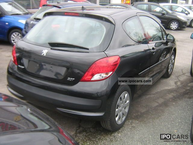 2010 peugeot 207 95 vti filou car photo and specs. Black Bedroom Furniture Sets. Home Design Ideas