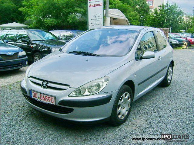 2001 Peugeot  307 110 Esplanade Limousine Used vehicle photo