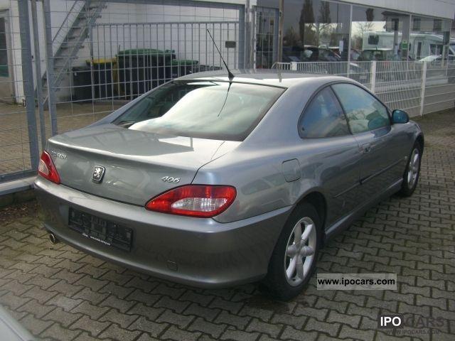 2001 peugeot 406 coupe 3 0 v6 platinum car photo and specs. Black Bedroom Furniture Sets. Home Design Ideas