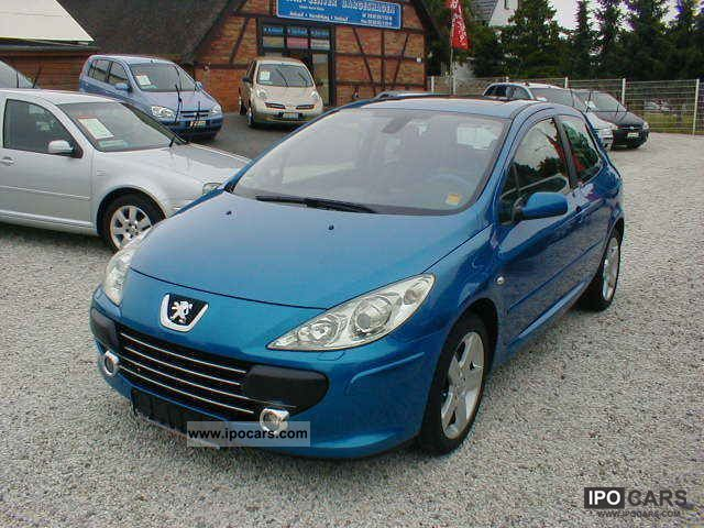 2005 Peugeot  307 2.0 140PS Sport Limousine Used vehicle photo