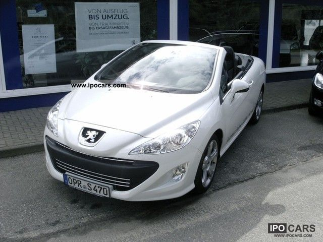 2011 peugeot 308 cc hdi fap 140 platinum car photo and specs. Black Bedroom Furniture Sets. Home Design Ideas