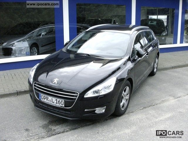 2011 peugeot 508 sw hdi fap 140 business line car photo and specs. Black Bedroom Furniture Sets. Home Design Ideas