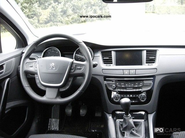 Peugeot 508 SW 0 HDI (2012) long-term test review