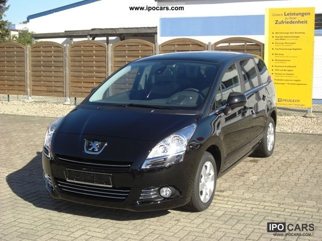 2011 peugeot 5008 hdi fap 150 family video package car. Black Bedroom Furniture Sets. Home Design Ideas