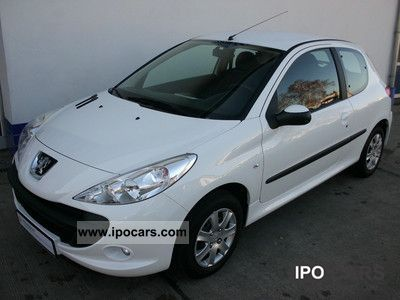 2011 Peugeot  206 + \ Small Car Demonstration Vehicle photo
