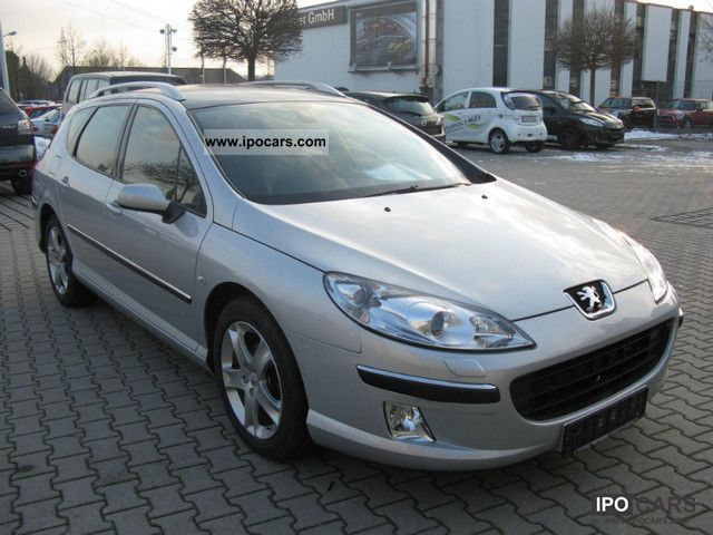 2005 Peugeot  407 SW HDi 135 Top Condition, Xenon, GPS, Panora, Estate Car Used vehicle photo