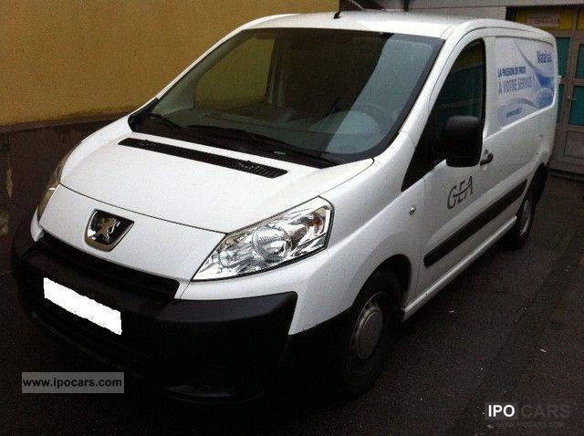 2008 Peugeot  Expert, air, El Fh, 130.000km, 10/2008, top condition Van / Minibus Used vehicle photo