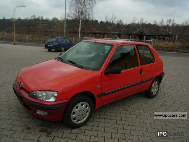 2001 peugeot 106 1 5d rogue lf 4xairbag euro 3 car photo and specs. Black Bedroom Furniture Sets. Home Design Ideas