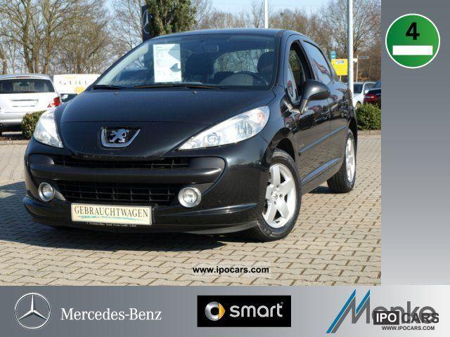 2009 Peugeot  Tendance 207 1.4 16v VTI 95, air., 5-door, etc. Limousine Used vehicle photo