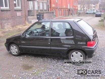 1998 Peugeot  Long Beach 106 + Small Car Used vehicle photo
