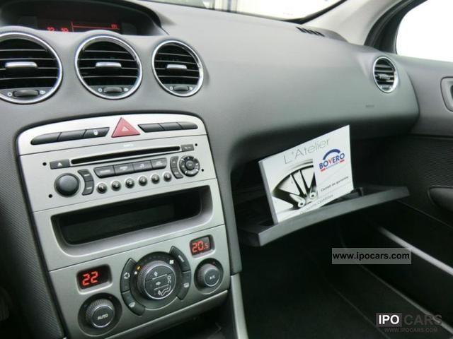 2008 peugeot 308 1 6 hdi110 premium pack fap bvm6 5p car