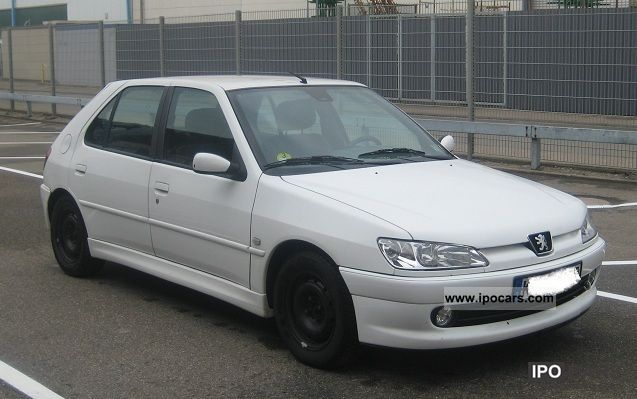 2000 Peugeot  306 HDi Limousine Used vehicle photo
