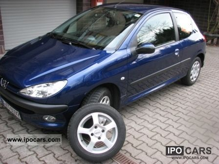 2005 Peugeot  206 75 Grand Filou Cool Small Car Used vehicle photo