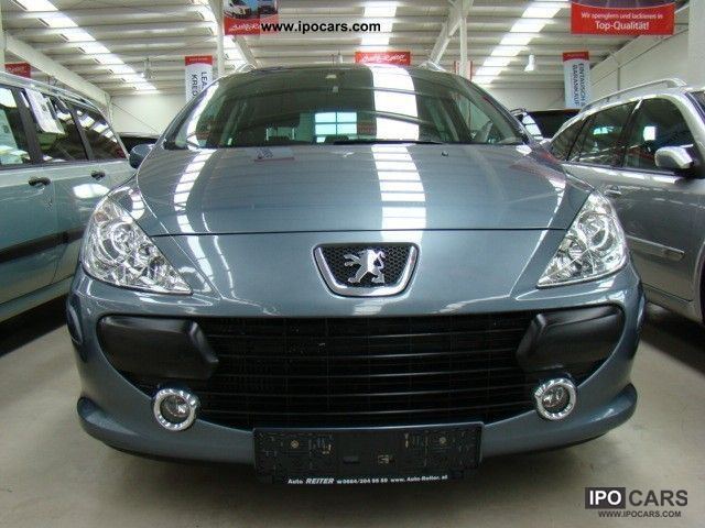2006 peugeot 307 sw 1 6 hdi 110 active fap car photo and specs. Black Bedroom Furniture Sets. Home Design Ideas