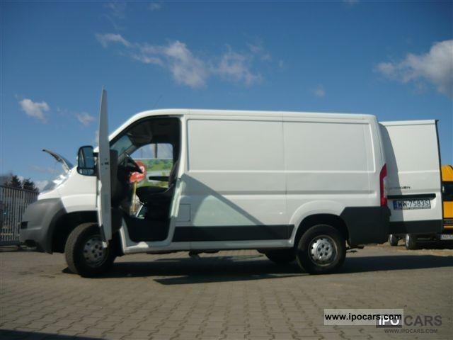 2009 Peugeot  Boxer OPCJA FULL AIR Van / Minibus Used vehicle photo