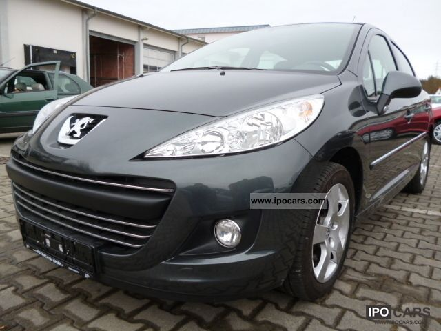 Peugeot  207 120 Sportium / Air / Liquid gas 2010 Liquefied Petroleum Gas Cars (LPG, GPL, propane) photo