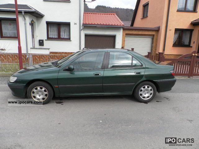 1996 Peugeot  406 SL Limousine Used vehicle photo